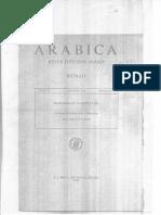 1955 La Lettre Du Prophète à Héraclius Et Le Sort de l'Original