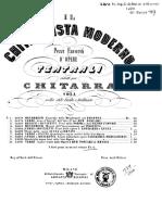 Il chitarrista moderno - Pezzi favoriti d'opere teatrali - (ed Ricordi 1924) (guitar - chitarra).pdf