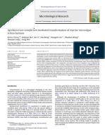 Articulo Agrobacterium Tumefaciens Salazar Chamorro Panoluisa Beltran Villagran