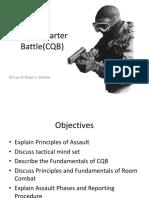 Cqb Presentation Incomplete