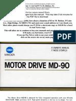 Minolta Md 90