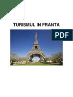 Reglementarea Activitatilor in Turism - Franta