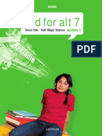 Ord for Alt 7