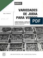 HUERTA - judías verdes variedades.pdf