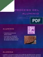 Proceso Del Aluminio