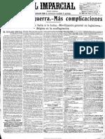 El Imparcial (Madrid. 1867). 4-8-1914