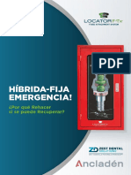 Caso clinico de recuperacion de protesis fija  con Locator F- TX Rescue