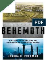 Behemoth Joshua B Freeman