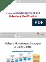 Perception Management and Behaviour Modification_edited
