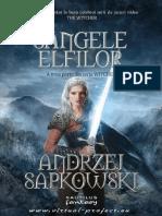 Andrzej Sapkowski - The Witcher 3 Sangele Elfilor [V1.0]