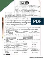 Test 19 Lưu Hoằng Trí