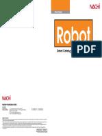 Nachi Robot Catalog 2008