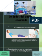 Cuidados Del Paciente Encamado