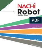 Nachi Robot Catalog 2017