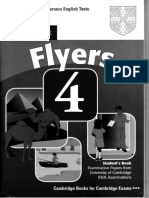 Flyers 4- Student Book Test
