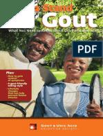 Gout Patient Brochure