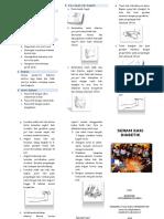 Leaflet Senam Kaki Diabetik Oke