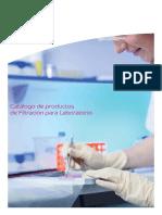 Ahlstrom European Laboratory Catalog Spanish