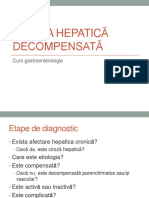 Curs 11_ciroza Hepatica Decompensata_complicatii