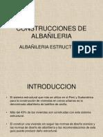 CONSTRUCCIONES DE ALBAÑILERIA.ppt