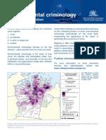 EnvironmentalCriminologyFactsheet_2008