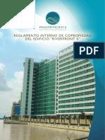 Riverfront II Reglamento Interno1