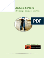 El Lenguaje Corporal Capítulos I