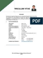 Curriculum Vitae Edwin