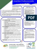 Conseiller en Insertion Professionnelle(2)
