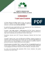 CORANDO - Comunicato Rev