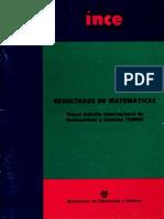 TIMMS- Tercer Estudio Internacional Dematemáticas y Ciencias