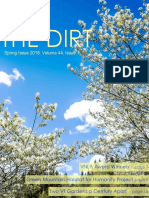 SPRING Issue of the Dirt 2018
