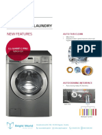 New LG Giant C PRO washer