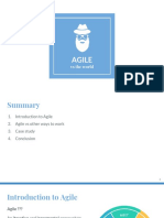 Agile vs World Presentation