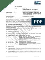 Pliego Técnico Normativo-RTIC N13-Subestaciones y Salas Eléctricas