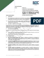 Pliego Técnico Normativo-RTIC N16-Operación y Mantenimiento