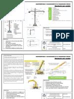 CARACTERÍSTICAS Y APLICACIONES DE LA MAQUINARIA PESADA, montaje y demolicion.pdf