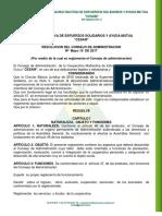 reglamento consejo de administracion 19 mayo 2017