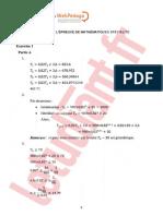 Bac S Pondichéry 2018 Mathématiques spécialité