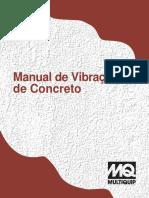 Manual de Vibração de Concreto