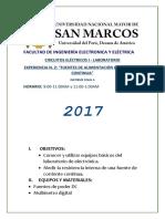 Facultad de Ingenie Info2