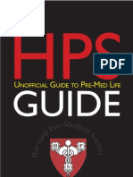 HPS Unofficial Guide 2008