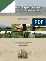 Dinâmicas Do Espaço Agrário Brasileiro