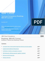 Ibm API Connect Technical Competency Roadmap v2.0