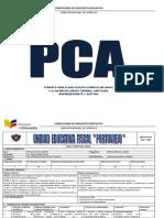 1.- PCA - 1ro Bach - Emprendimiento y Gestión