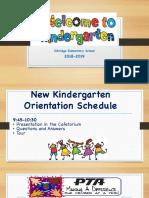 EES K Orientation 18-19 PDF
