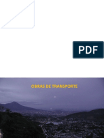 Clase Obras de Transporte Suelos Antes de Terraceria