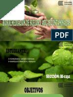 Seminario de Biorremediación