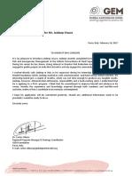 Letter of Reference Jaideep Visave_GEM