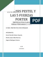 Pestel y Porter 2